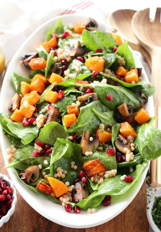 Autumn Salad Recipe Salad Recipes Healthy Salad Recipes