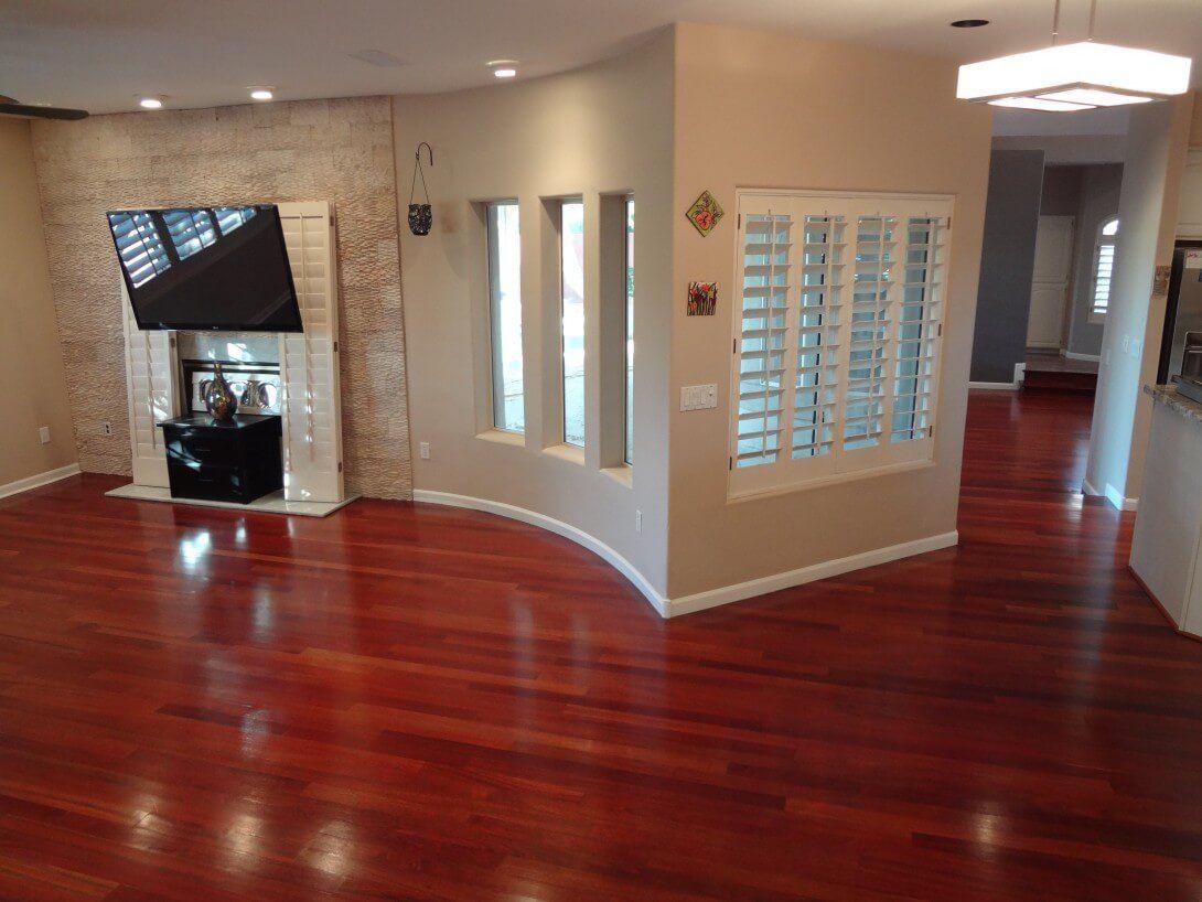 How To Remove Scratches On Hardwood Floors Diy Vs Contractor Diy Flooring Hardwood Floor Buffer Wood Floor Colors