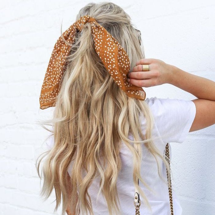 The Best NYFW Street Style Hair Accessory Trends