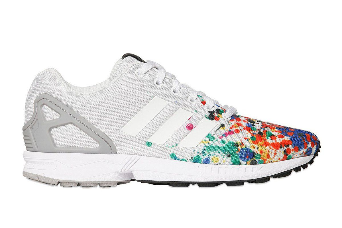 "check out baed3 1edb8 adidas Originals ZX Flux ""Paint Splatter"""