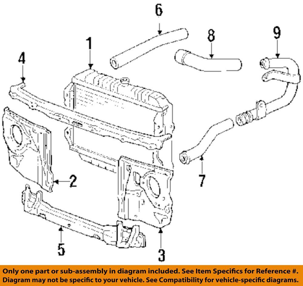 ebay #sponsored toyota oem 84-88 pickup 2 4l-l4-radiator 1640035130