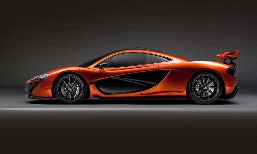 McLaren P1 Is Almost Here!