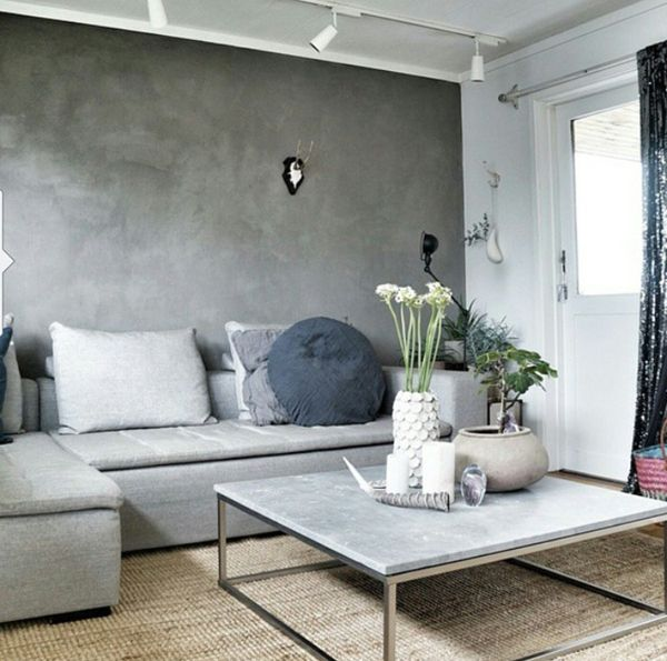 grey-scandi-style-interiors Home Pinterest Boconcept
