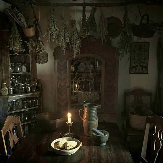 Witches Corner 空間デザイン 2019 アンティーク インテリア