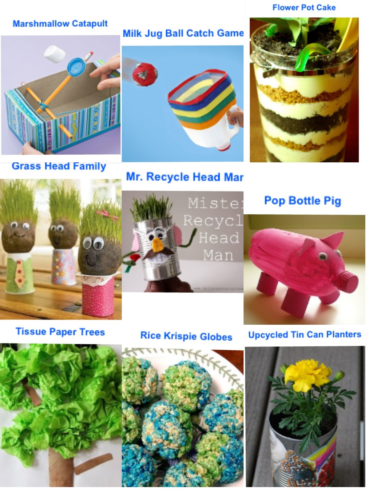 Kids crafts done easy & simple