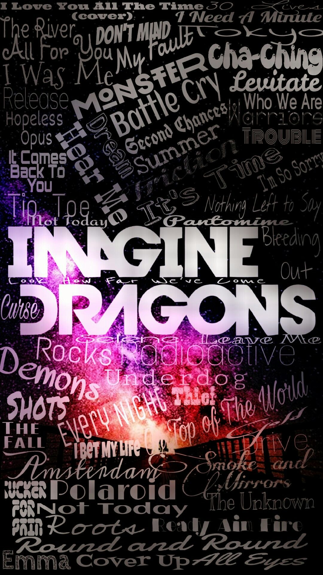 Imagine Dragons Wallpaper Fondos Fondos De Pantalla De