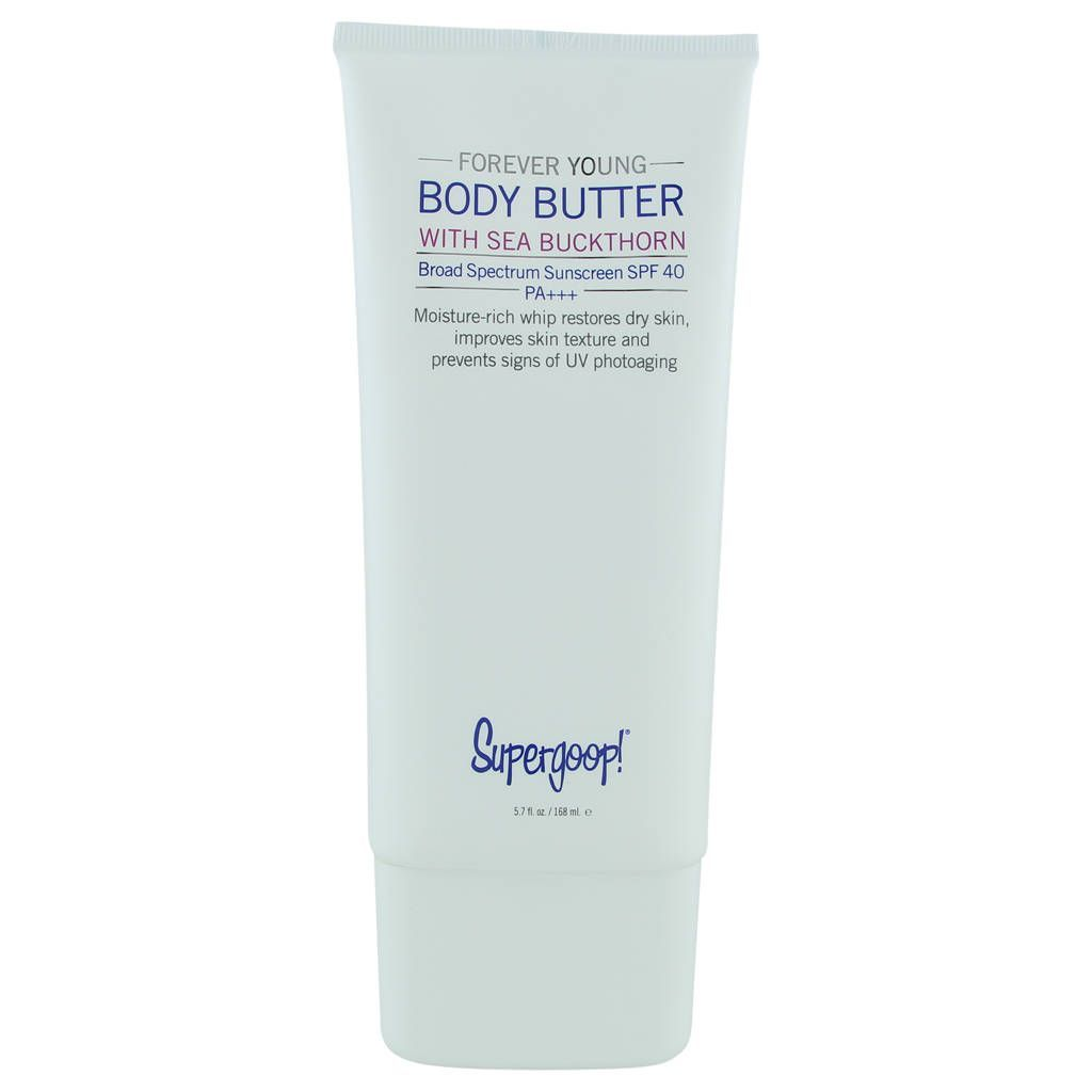 Supergoop supergoop forever young ounce body products