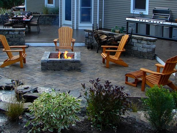 Fire Pit Backyard Ideas outdoor fire pit design ideas landscaping network backyard designs with fire pits 23 Fire Pit Design Ideas Fire Pit Designs Fire Pits And Fire