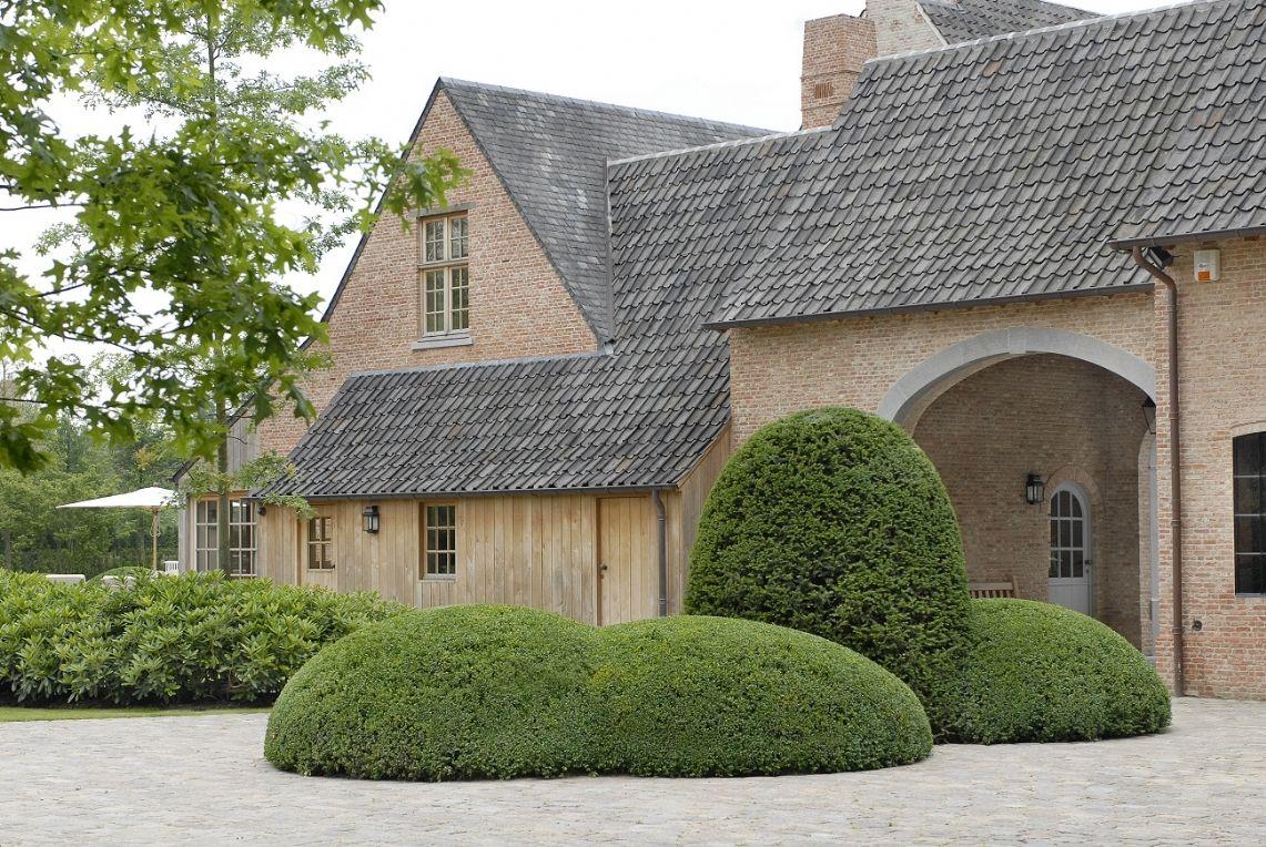 Architecten peter bovijn en sophie watelle woningen nieuwbouw renovaties restauraties - Bush architectuur ...