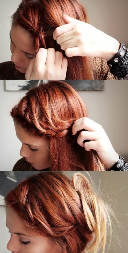 le happy hairdo