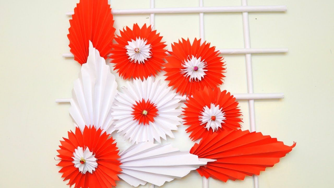 How To Make Paper Wall Hanging Wall Decoration Craft Ideas Emma Diy Paper Wall Hanging Decor Crafts Crafts