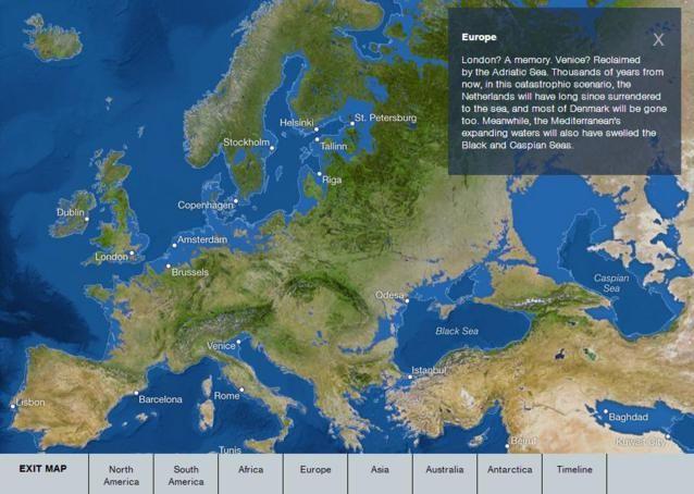 Cartina Mondo National Geographic.Pin Su Sos Ambiente