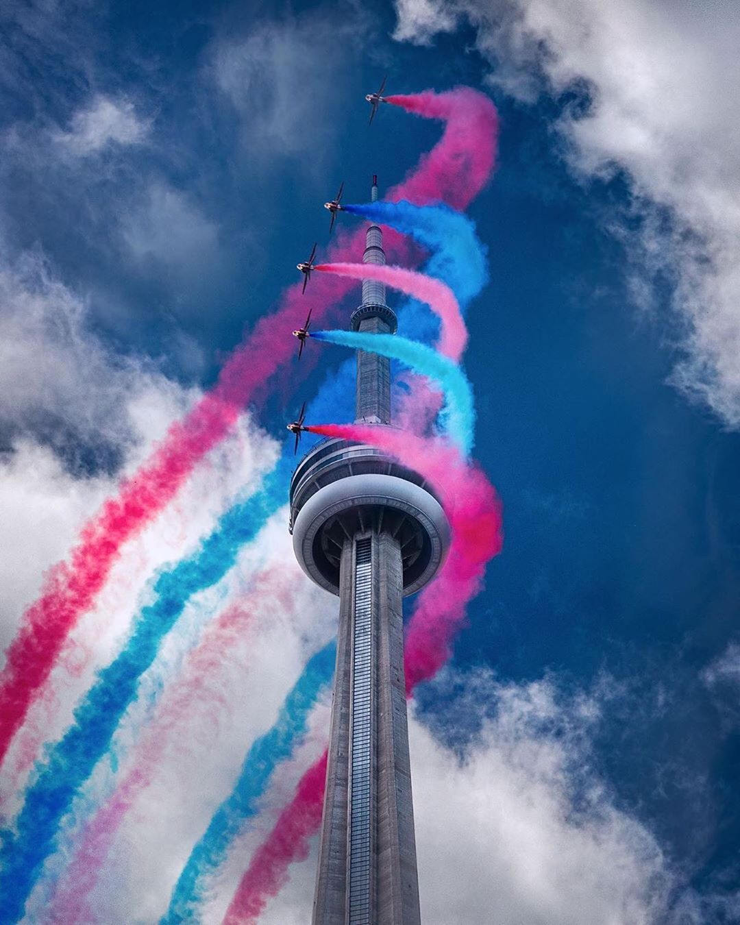 "Custom Home Designs Toronto: BlogTO On Instagram: ""The #CanadianInternationalAirShow Is"