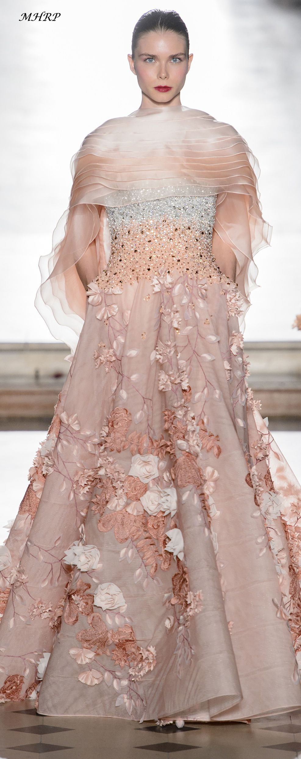Tony Ward Fall 2017 Couture   The Details...   Pinterest