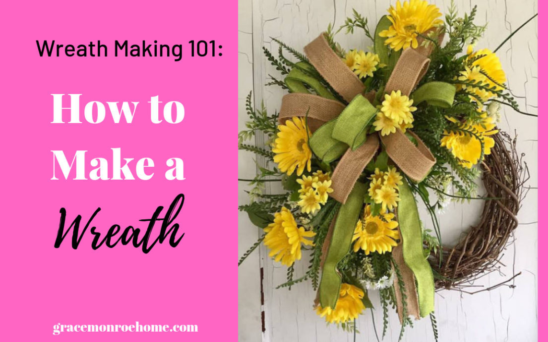 Photo of DIY wreath How to make a beautiful door wreath