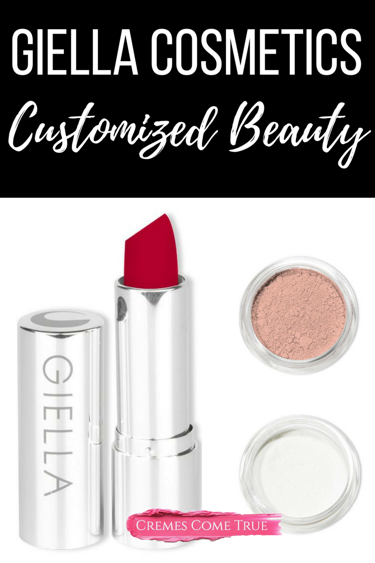 Giella Custom Blend Cosmetics Review Makeup tips to look