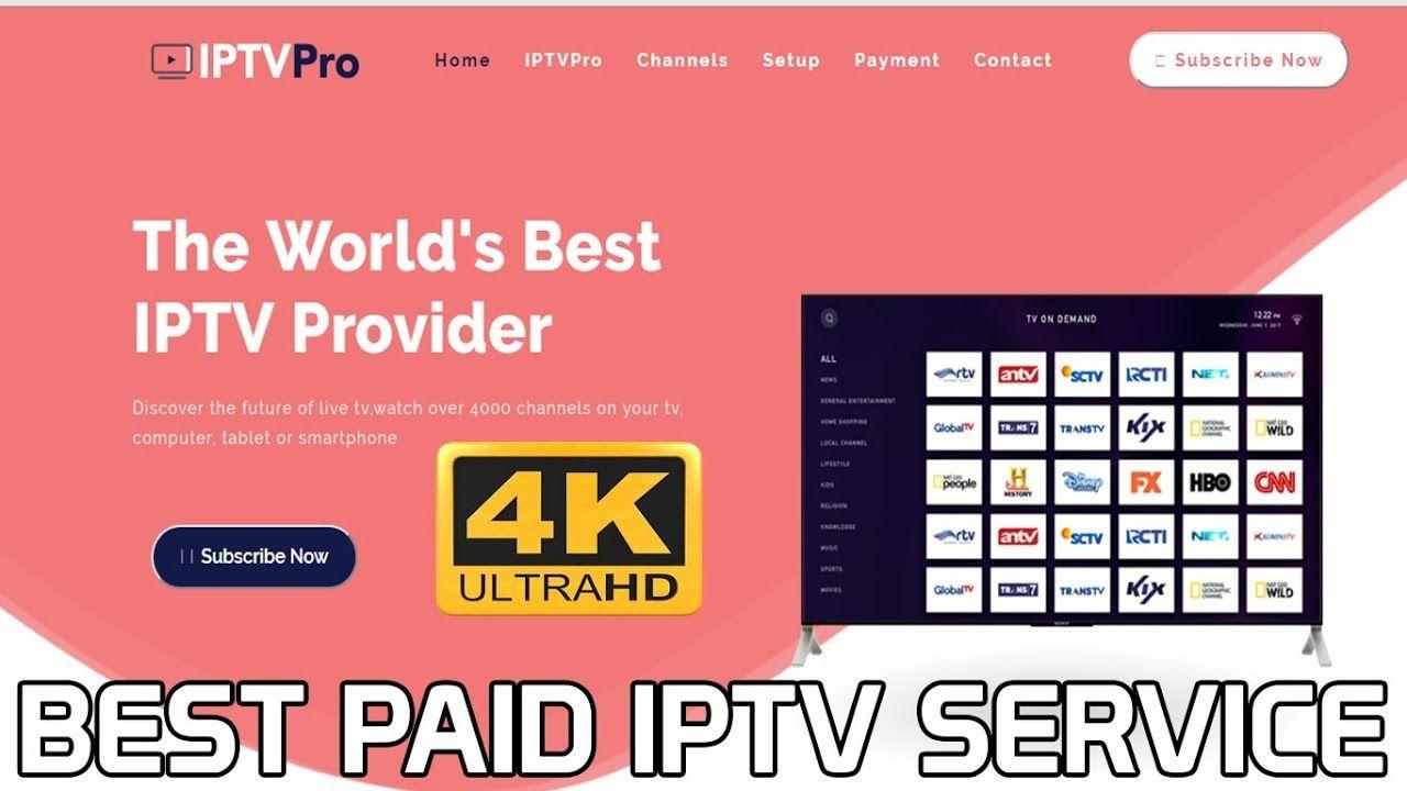 Paid Live Iptv Service | Onef