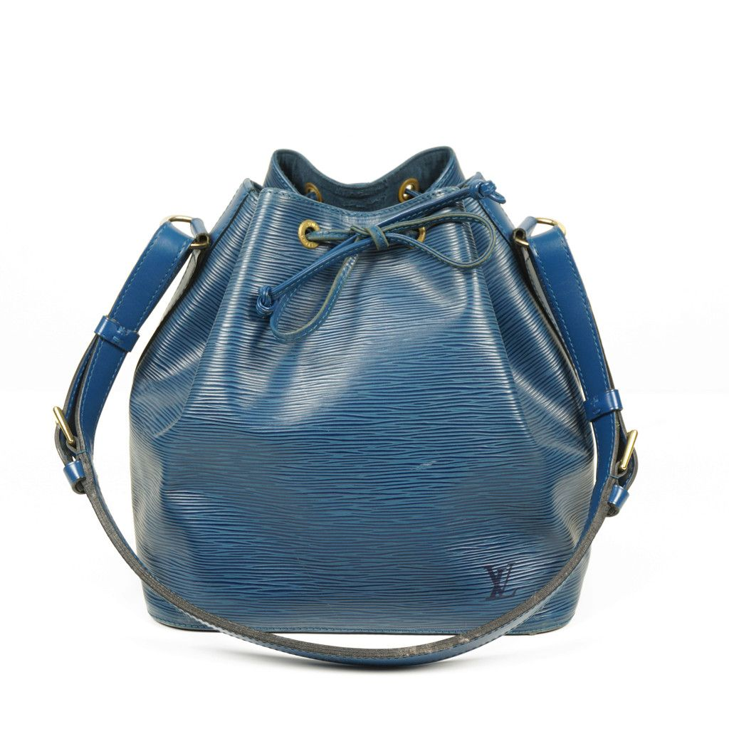 Glück & Glanz - Vintage Louis Vuitton & MCM - 100% Original I  Louis Vuitton Noe Petit Epi