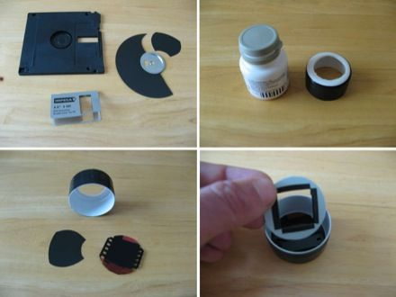 Filtro infrarrojo casero para tus estigias fotografías - Engadget en español