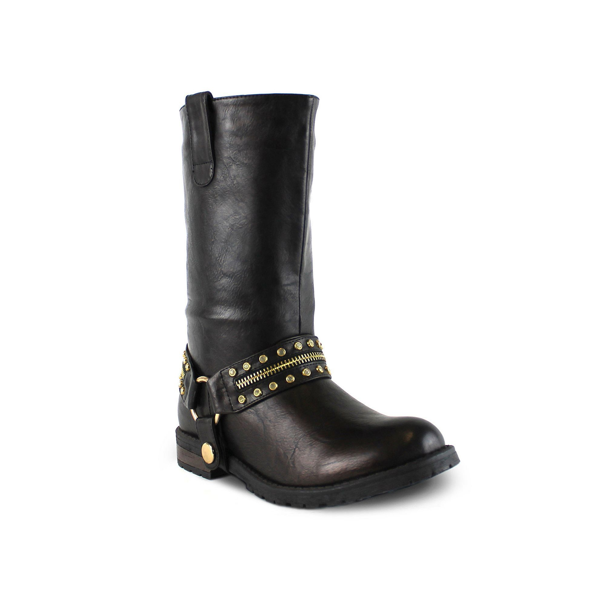 buy cheap footaction shop cheap price Olivia Miller Audubon Women's ... Mid-Calf Motorcycle Boots cheap sale genuine where to buy low price Znv7a8BPp