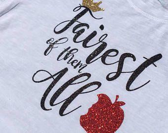 a8da9a4c Fairest of them All - Descendants inspired tee shirt   Descendants ...