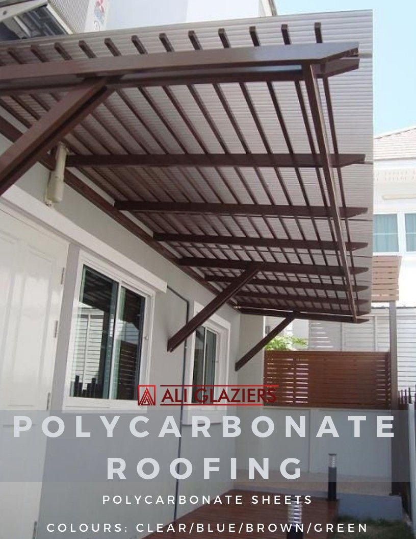 Polycarbonate Sheets Roofing Marketing House Awnings Pergola Pergola With Roof