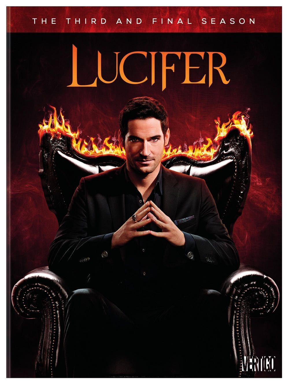 Lucifer Season 3 Blu Ray And Dvd Release Details Lucifer
