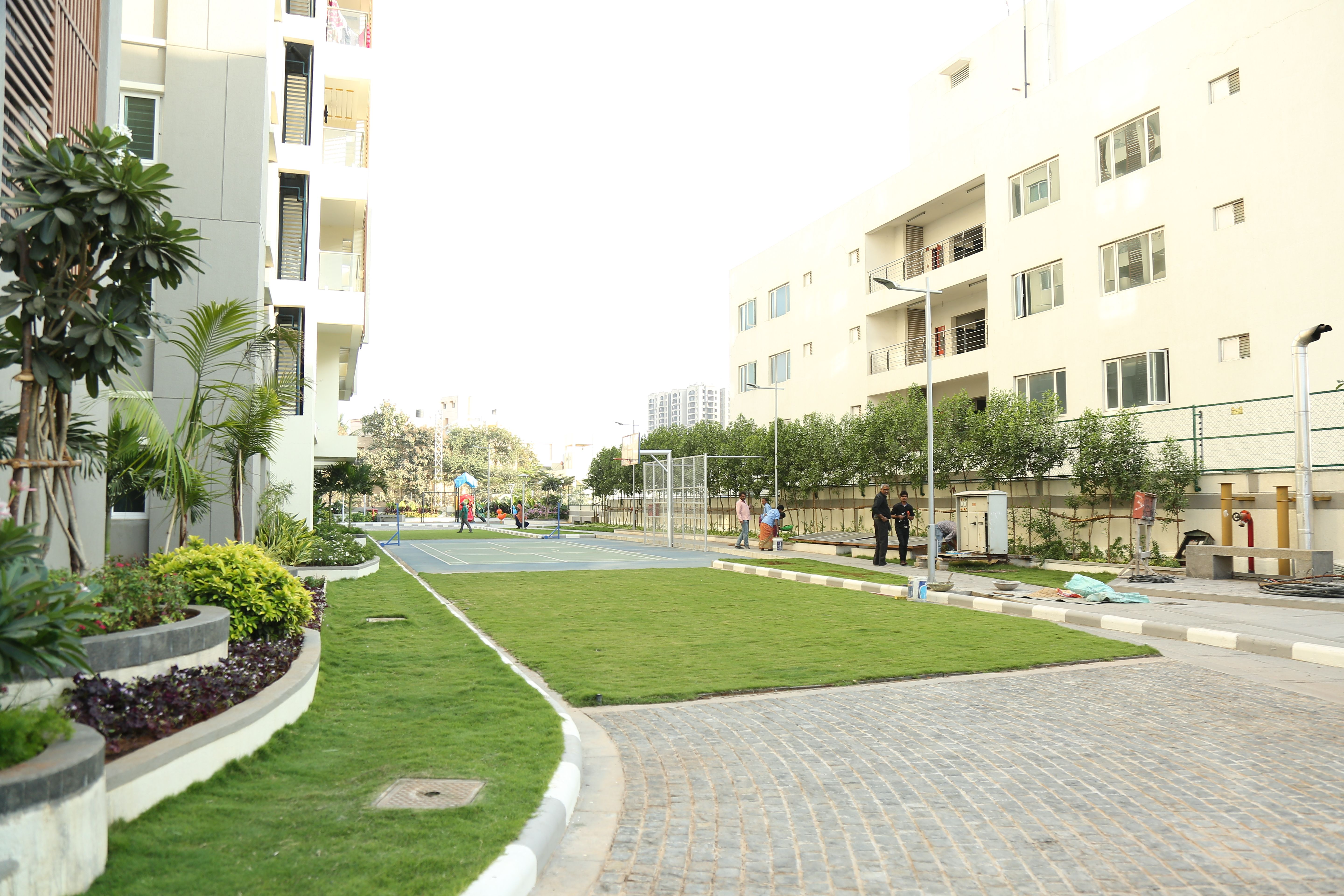 Aparna Aura keeps you connected to the heart and soul of the city of