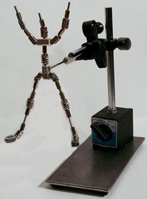 Malvern Armatures - Stop Motion Animation Armature - Star Jump ...