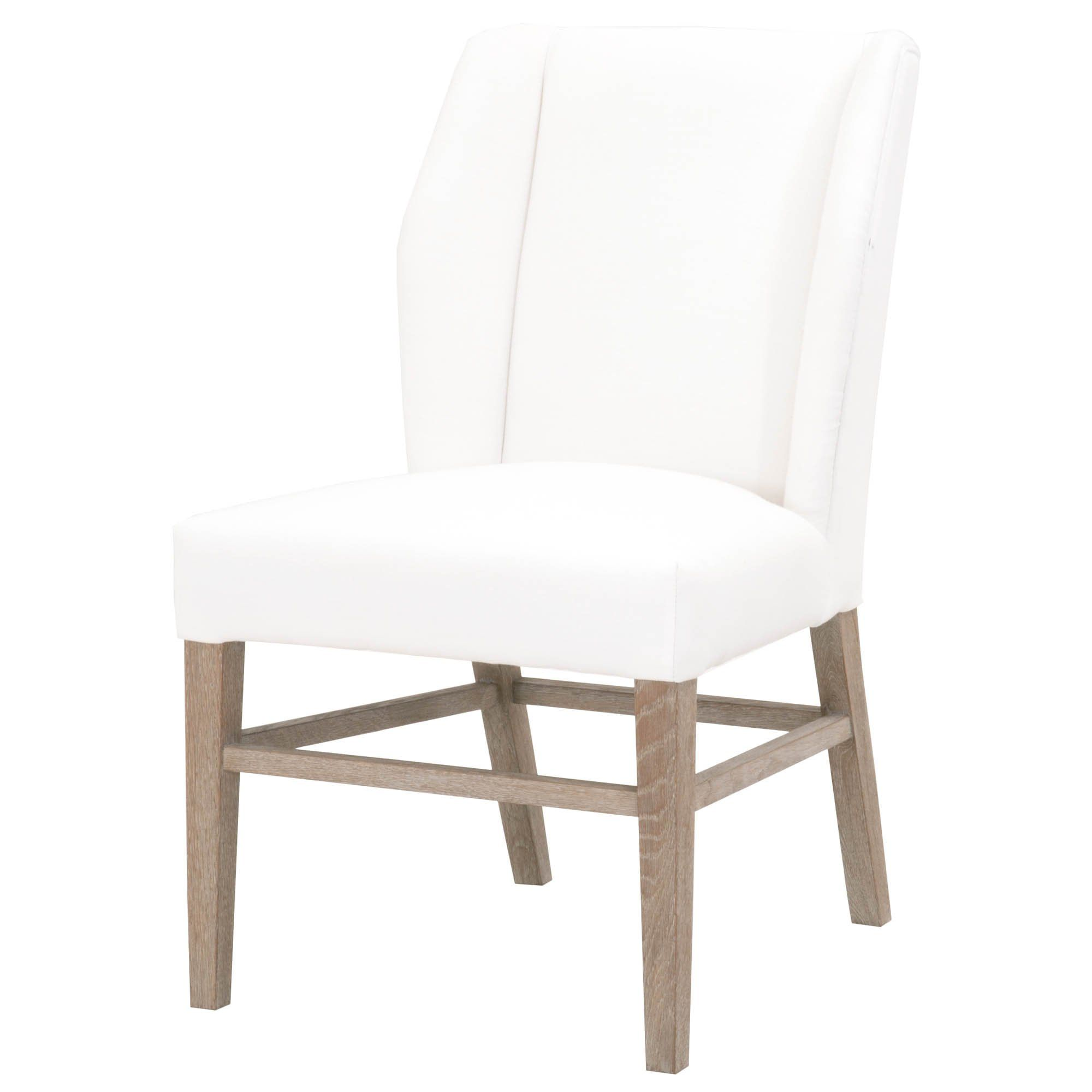 Pearson Dining Chair Natural Gray Pure White Dining Chairs