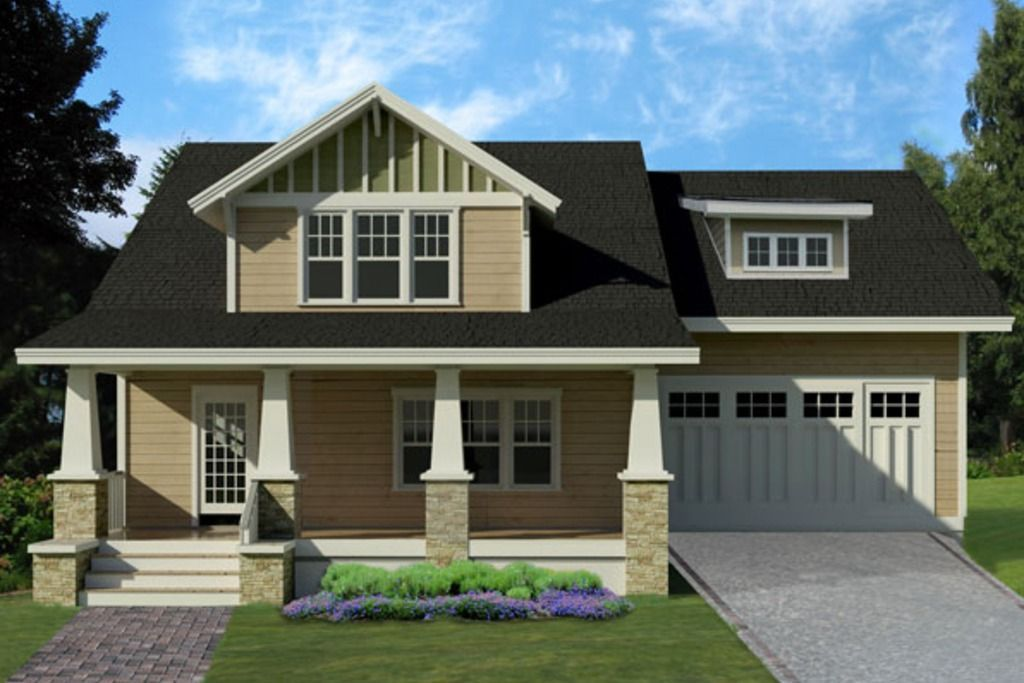 This Photo About Ideas Bungalow House Plans With Attached Garage Entitled Craftsman Bungalow House Plans Craftsman Style House Plans Craftsman Style Bungalow
