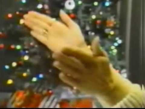 VINTAGE 80S THE CLAPPER COMMERCIAL CHRISTMAS VERSION CLAP ON CLAP OFF