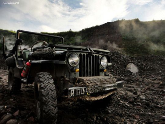 Boss Jeep