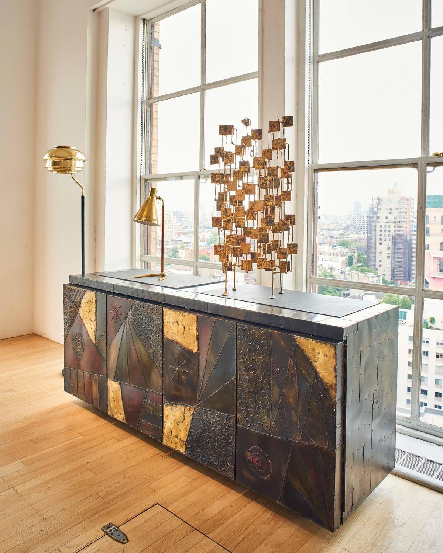 Paul Evans Studio Cabinet Model Pe 40a From Top Dealer The Exchange Int Https