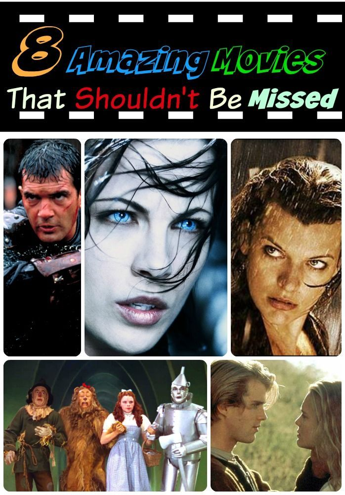 movies amazing shouldn read missed
