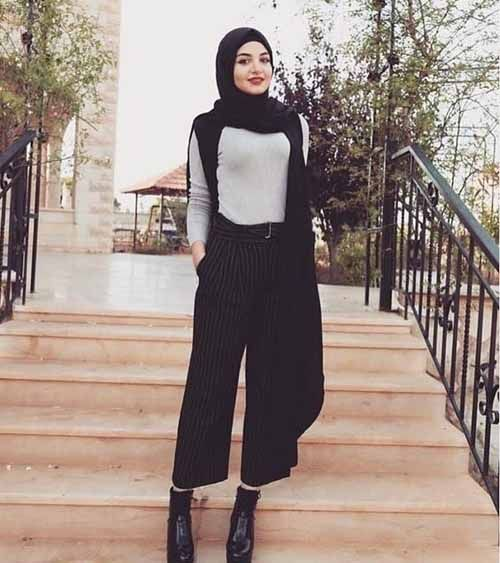 4940ca68c2f Hijab style and modest outfits – Just Trendy Girls