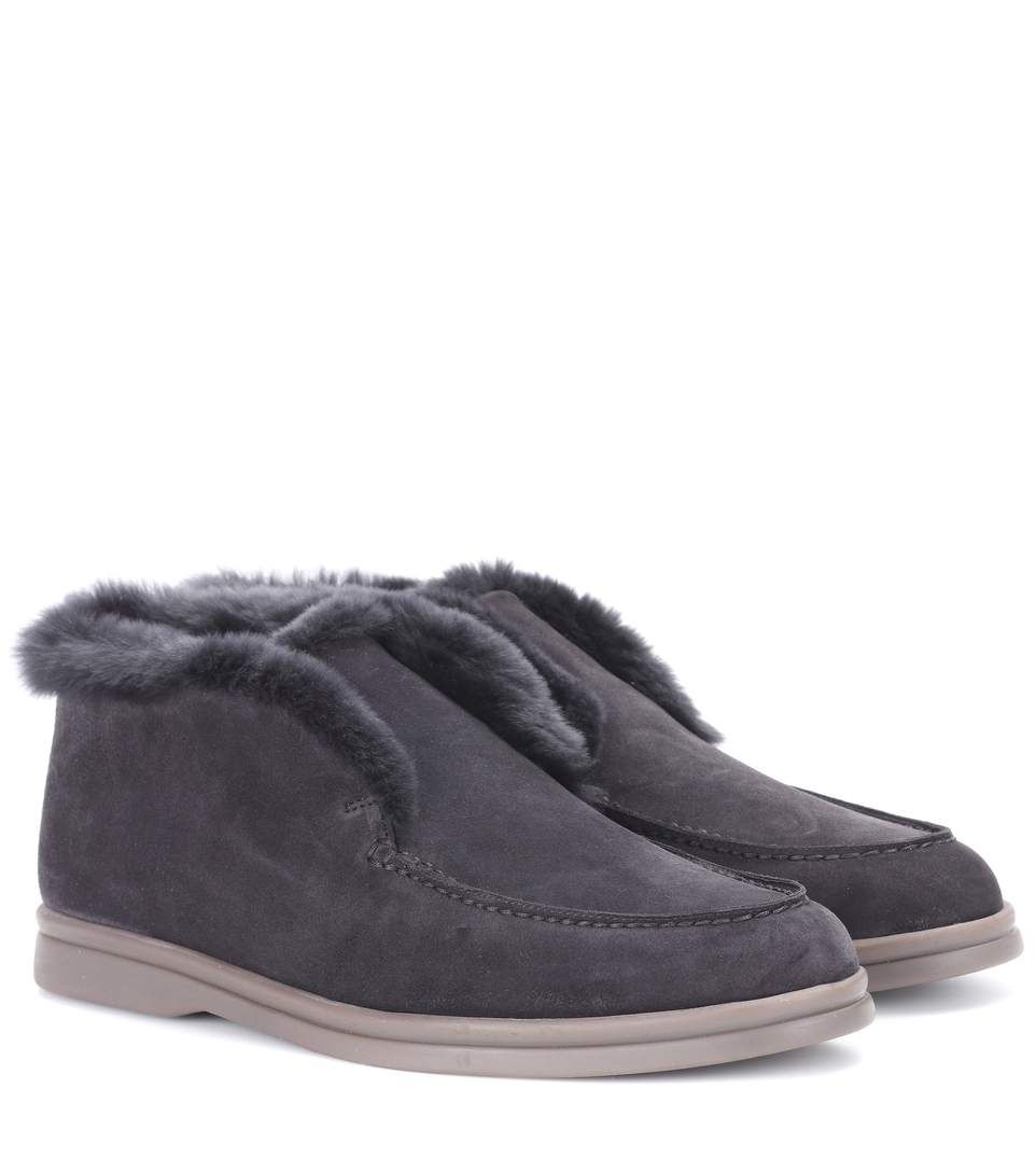 Loro Piana Ankle Boots 6ZjOUP