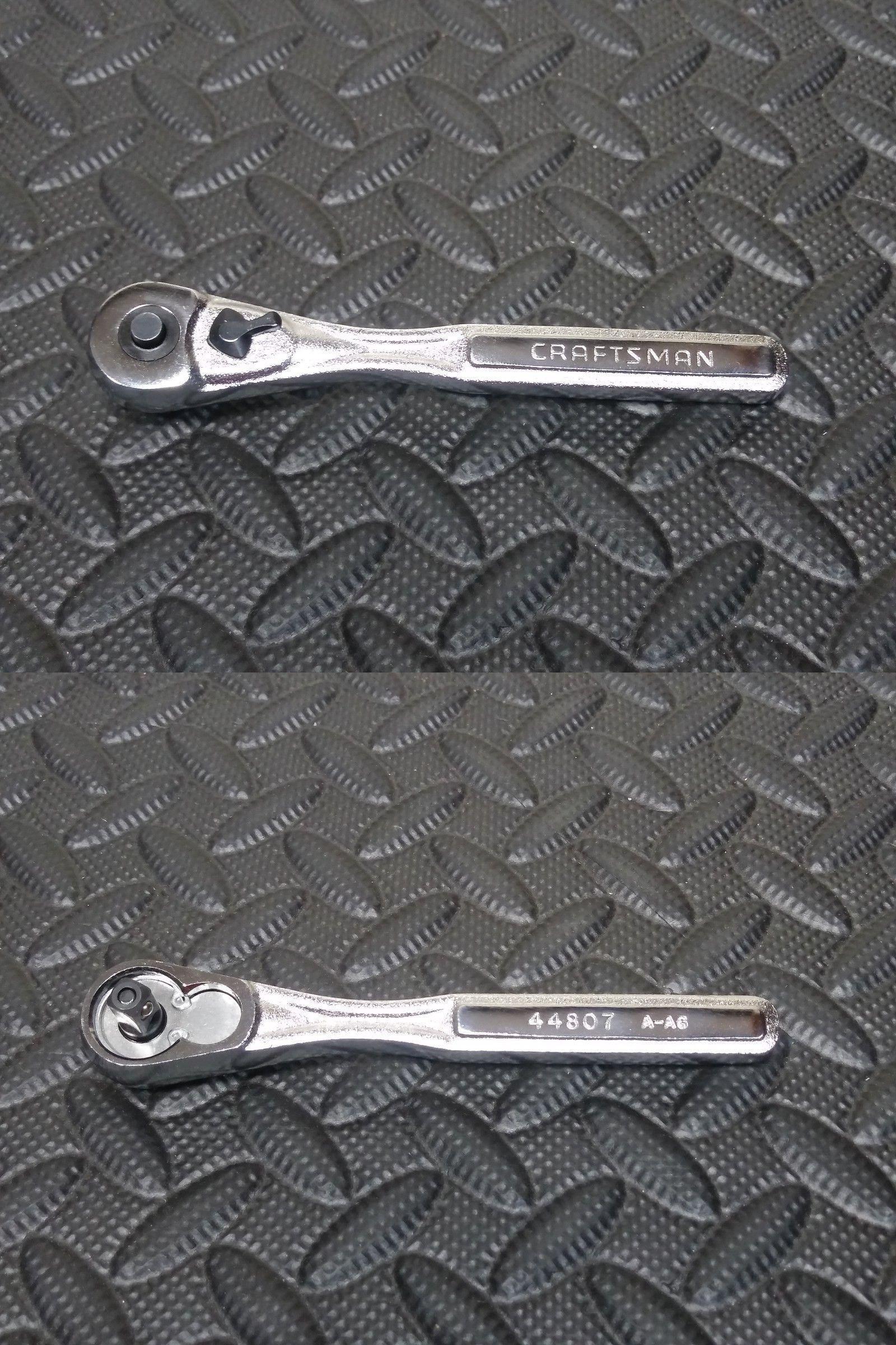 by Craftsman 34554 Craftsman 10 Pc 3//8 In Dr Metric Socket Wrench Set 6 Pt