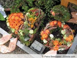 künstliche Blumen  pflanzen blumen dekoartik Grabgesteck Frühling Primel Violett