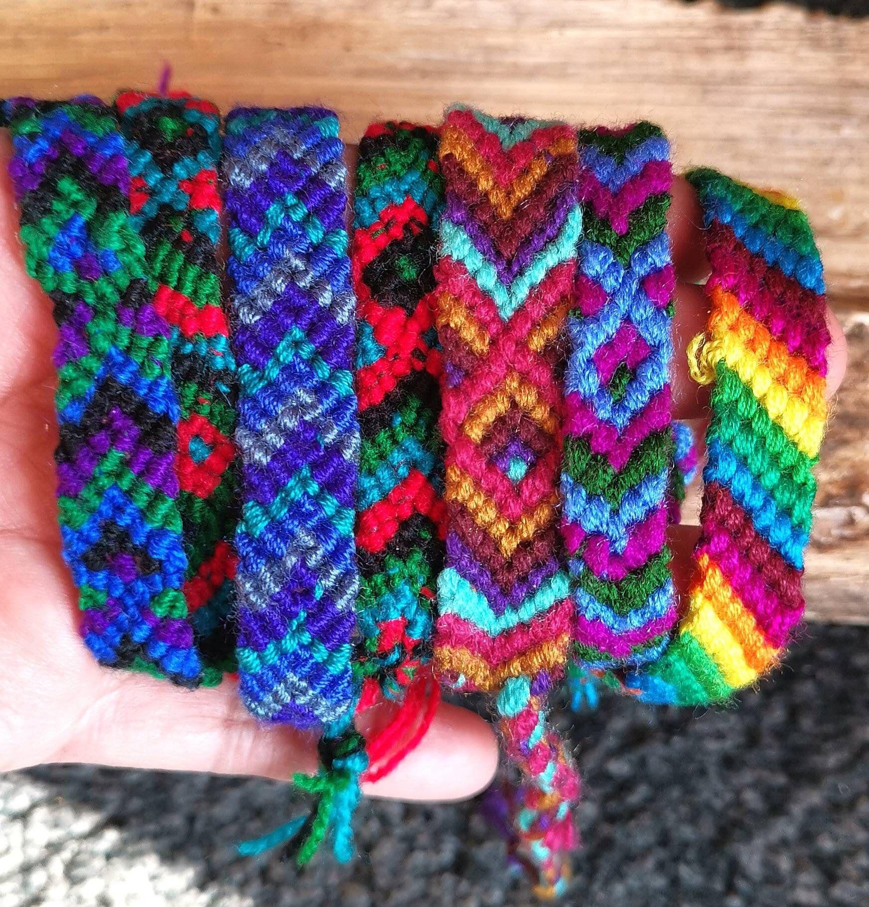 Pin On Friendship Bracelets