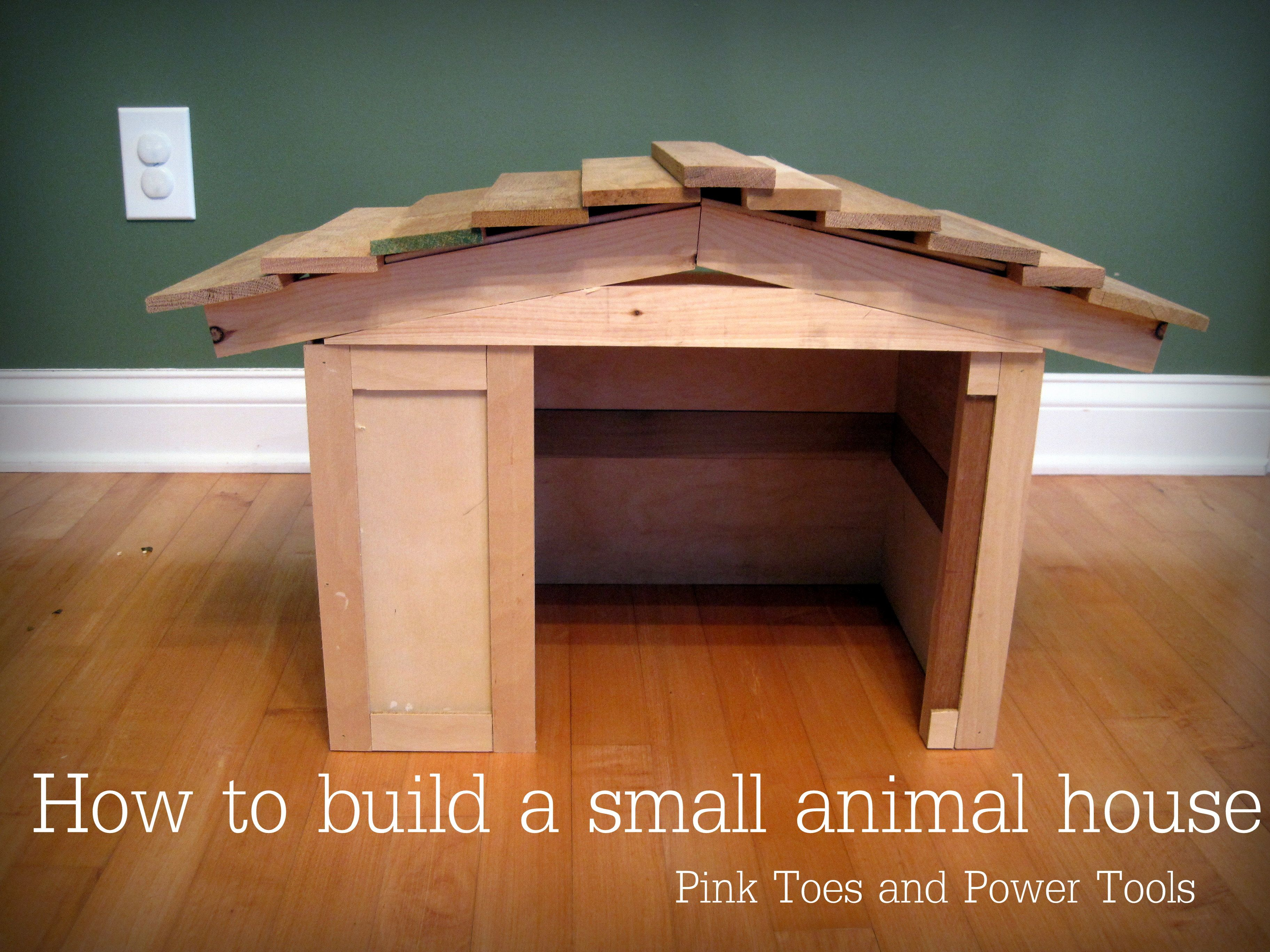 Diy small house projects