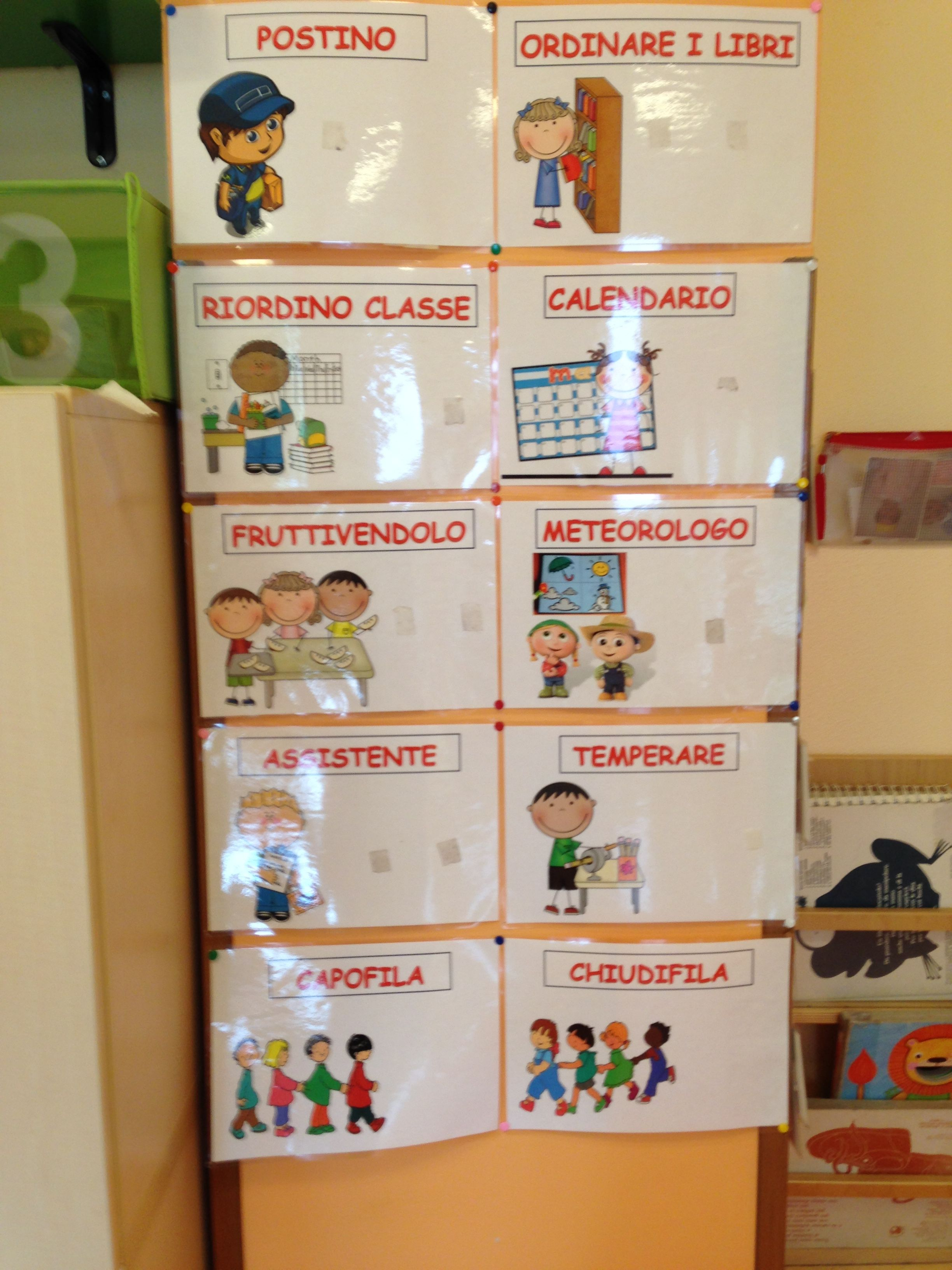Cartellone Incarichi Scuola Calendari Scuola Bacheche Scuola