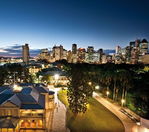 Wedding Ideas Queensland: Queensland Brides: City Weddings