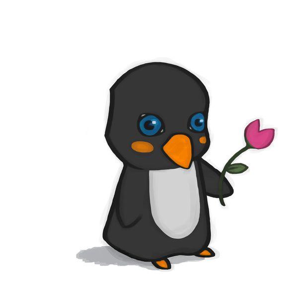 Penguin Love Art Print By Of Dreams Society6 Penguin Love Penguins Love Art