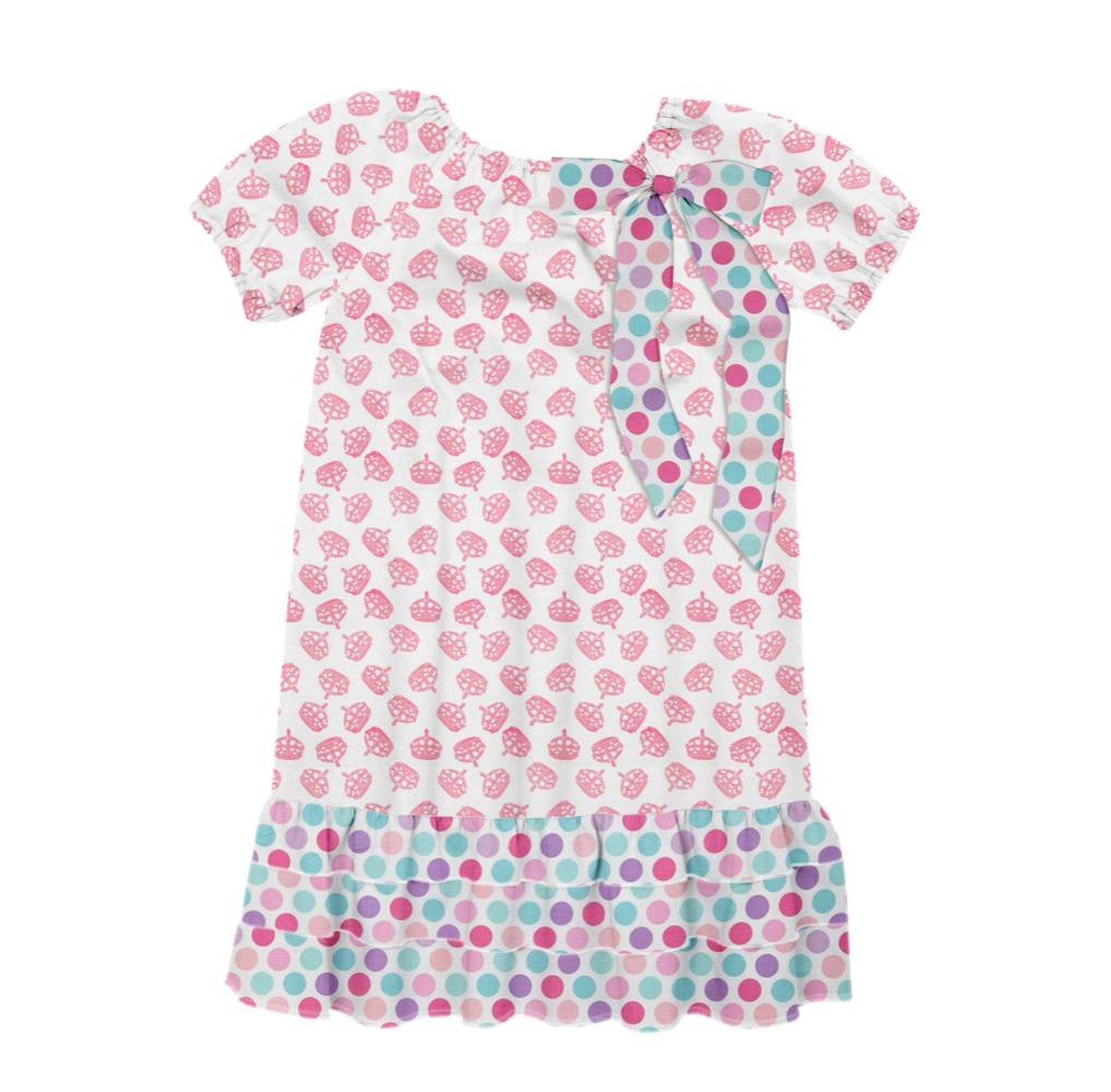 Check out this super cute dress Elisa Von Perger created on Designed By Me from Lolly Wolly Doodle!