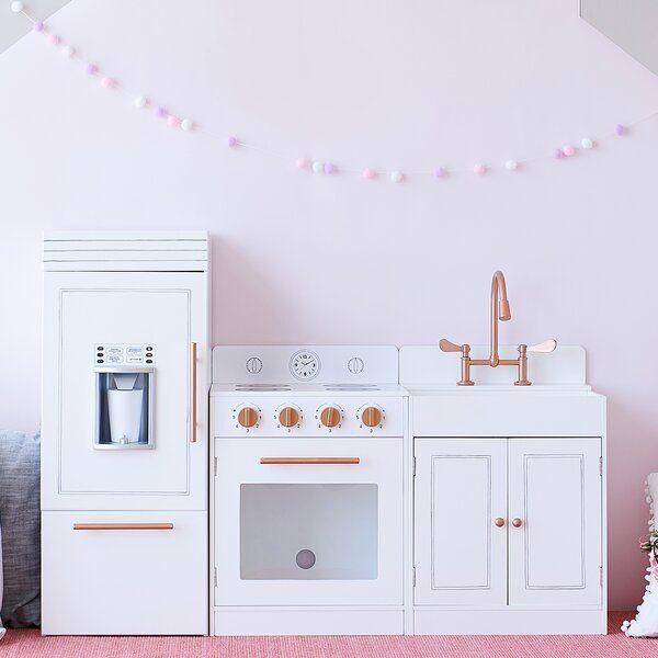 Little Chef Paris Play Kitchen Set