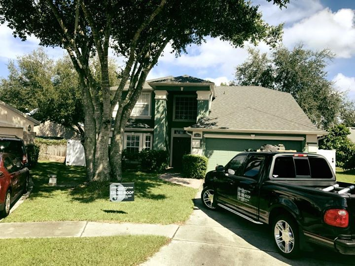 Best Another Completed Roof In East Orlando We Used The 400 x 300