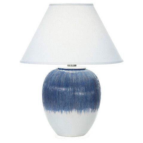 Elsa Table Lamp Matte Blue Ombre Now 249 00 Was 365 00 Table Lamp Lamp Green Lamp