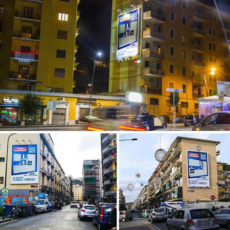 Mondo Convenienza Napoli Campania Italia
