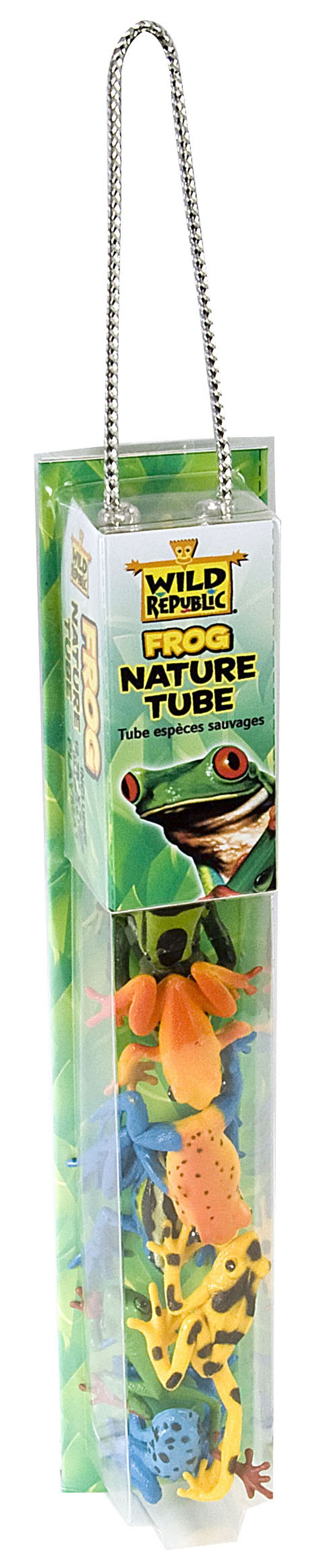 Nature Tube Frog Frog figurines, Frog, Pet toys